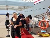 ميناء شرم الشيخ يستقبل 296 سائحًا من جنسيات مختلفة