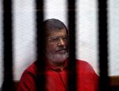 تغيب مرسى عن جلسة محاكمته و24 آخرين فى اتهامهم بإهانة القضاء
