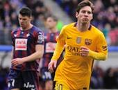 بالفيديو.. برشلونة يعادل ميلان ويقترب من حسم لقب الليجا برباعية إيبار