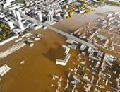 بالفيديو.. فرنسا تستعد لمواجهة كوارث طبيعية وفيضانات غير مسبوقة