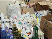 هيئة الدواء تضبط أدوية ومستلزمات طبية مخالفة بقيمة 20 مليون جنيه