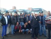 عمال النقل العام يهددون بالإضراب عن تحصيل الأجرة بسبب التعاقد مع شركات خاصة