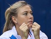 ماريا شارابوفا تحسم موقفها من اعتزال التنس الليلة