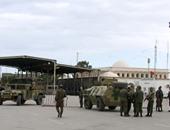 وزير الدفاع التونسى يتفقد جاهزية الجيش للمشاركة فى حظر التجول