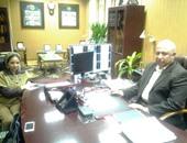 إطلاق اسم الشهيد مجند محمد سعيد عليان على مجمع خدمات بقريته فى الشرقية