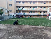 صحافة المواطن: شكاوى من تباطؤ ترميم مدرسة دماط الثانوية فى الغربية