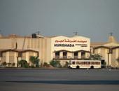مصر للطيران للخدمات الأرضية تنظم يوم للسلامة بمطار الغردقة