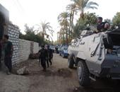"""""""أ ش أ"""": ضبط 47 مطلوبا من المحكوم عليهم فى شمال سيناء"""