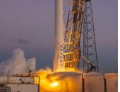 لو فاتك لحظة إطلاقه.. 10 صور تكشف رحلة صاروخ Falcon 9 من الأرض للسماء