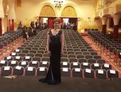 """المذيعة سارة حسن: سعدت باختيارى لتقديم ختام الكاثوليكى و""""focus"""" غير جلدى"""