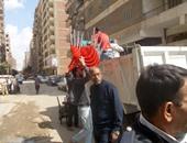 إغلاق 24 كافيه بدون تراخيص فى حملة بمدينة الزقازيق بالشرقية