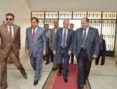رئيس مجلس إدارة الأهرام: سنقدم  الدعم لمستشفى طنطا العالمى