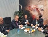 """وزير الداخلية الألمانى لـ""""زعزوع"""": لا نية لدينا للحد من سفر مواطنينا لمصر"""