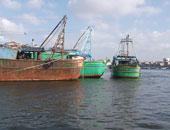 وصول 34 صيادا مصريا بعد فرارهم من الحرب الدائرة بميناء زوارة الليبى