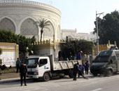 """النيابة تطلب التحريات بشأن العثور على قنبلة بحوزة مختل عقليا أمام """"الاتحادية"""""""