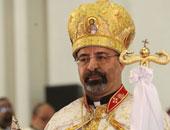 بطريرك الكاثوليك يستقبل وفدًا إيطاليًا يبدأ زيارته لمسار العائلة المقدسة بمصر