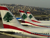 شركة طيران الشرق الأوسط اللبنانية تعدل مسار رحلاتها تفاديا للتحليق فوق سوريا