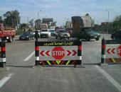 المرور: إغلاق طريق إسكندرية الزراعى جزئيا بسبب إنشاء كوبرى علوى بقلما