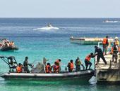 الحرس البحرى التونسى ينقذ 7 أشخاص أثناء محاولة اجتياز الحدود البحرية