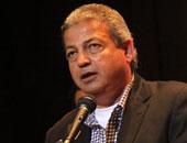"""وزير الشباب يكرم متدربى دورة """"الأمن القومى المصرى والعربى"""" غدا"""