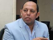 أحمد سليمان مع شرطة بروكسل في مباراة ليستر سيتي وبروج