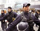اعتقال شاب فرنسى تبول بمقر شرطة تولوز واعتدى على الضباط