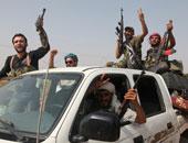 المعارضة السورية المدعومة من الولايات المتحدة تحقق مكاسب جنوب دمشق