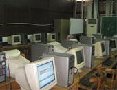 القبض على 5 طلاب شكلوا عصابة لسرقة الحاسب الآلى من المدارس بالإسكندرية