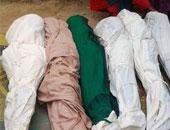 مصادر: انتشار جثث مسلحين قصفتهم طائرة عسكرية بشوارع الشيخ زويد