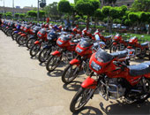 التموين تضبط 3877 آلاف قطعة غيار دراجات بخارية مغشوشة بالأسواق