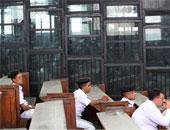 """بدء جلسة محاكمة """"حبارة"""" و34 آخرين فى قضية مذبحة رفح الثانية"""
