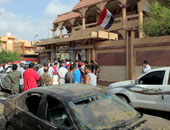 وفاة سيدة وإصابة أخرى فى انفجار سيارة أمام منزل اللواء حفتر ببنغازى