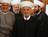 مفتى لبنان يشيد بوثيقة الأخوة الإنسانية التى وقعها شيخ الأزهر والبابا فرنسيس