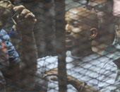 متهم فى قضية الشورى: عايز أمتحن.. والقاضى: كلها أسبوعين وتغش براحتك
