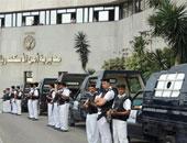 تشديدات أمنية مكثفة لتأمين مباراة الأهلى وفيتا كلوب فى الإسكندرية