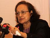 سكينة فؤاد تطالب بمنع تداول خطب الشيخ كشك فى الأسواق