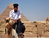 شرطة الآثار تستعد لتأمين المزارات السياحية فى العيد بـ5 آلاف ضابط وجندى