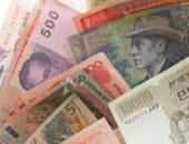 تباين أسعار العملات اليوم الأحد 4-10-2020 أمام الجنيه المصرى