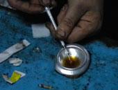 مصرع شاب بعد تعاطيه جرعة مخدرات زائدة أمام مسكنه بالإسكندرية