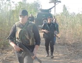 مقتل 12 إرهابيا فى تبادل إطلاق نار مع قوات الأمن بالعريش