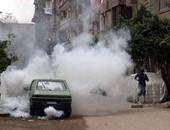 الأمن يلقى القبض على 5 من عناصر الإخوان خلال مسيرتهم بالمطرية