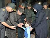 بمناسبة عيد الأم.. القوات المسلحة تنظم احتفالية لتكريم الأسرة المصرية