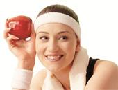 رجيم التفاح يحقق لك رشاقة الصيف