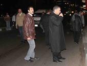 """خبراء المفرقعات يفحصون  """"جسم غريب"""" بميدان الألف مسكن فى القاهرة"""