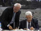 أبومازن: ملتزمون بعملية سلام قائمة على مبدأ حل الدولتين على حدود 67