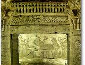 تعرف على رحلة مقبرة الورديان من اكتشافها وحتى إعادة تركيبها فى كوم الشقافة