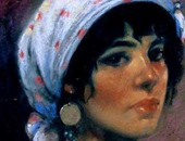 """""""قرطبة"""" يستضيف معرض """"نساء القمر"""" للفنان عبد العال حسن الأربعاء"""