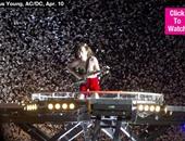 """بالفيديو.. فريق """" AC/DC """" يغنى 20 أغنية فى حفل مهرجان """"Coachella"""""""