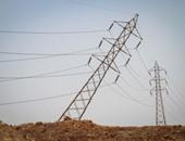 الكهرباء: انقطاع التيار عن توشكى وشرق العوينات بسبب سوء الأحوال الجوية