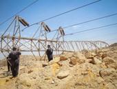 شهود عيان: العثور على 3 قنابل جديدة أسفل أبراج كهرباء بـ6 أكتوبر